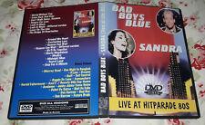 BAD BOYS BLUE & SANDRA CRETU - AT HITPARADE DVD FAN EDITION