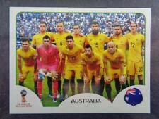 Panini World Cup 2018 Russia - Team Photo Australia No. 213