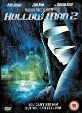 HOLLOW MAN 2 (DVD / CHRISTIAN SLATER/CLAUDIO faeh 2005)