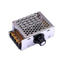 AC 220V Regolatore Di Tensione 4000W Dimmer Termostato Componenti Elettrici