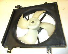 Radiator AC Condenser Cooling Fan Assembly Pair Set for 99-01 Honda CR-V CRV