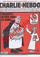 Charlie Hebdo n°194 du 06/03/1996 Terrorisme Islmamisme Cabu Palerme Sicile