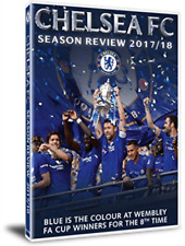 Chelsea Fc End Of Season Review 2017 201 (UK IMPORT) DVD NEW