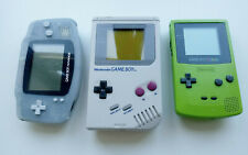 Nintendo - Gameboy + Gameboy Color + Gameboy Advance als B-Ware Konvolut