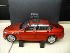 1:18 Paragon BMW M5 F10 Sakhir orange  NEU NEW