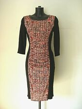 DESIGNER AMPHORA LADIES FLATTERING DRESS SIZE 14 /EURO 42