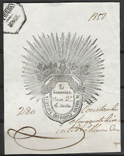 2503-SELLO FISCAL BURGOS COLEGIO PROCURADORES 1857 4 RS