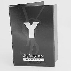Yves Saint Laurent Y  Eau de Parfum Sample 1.2 ml / 0.04 oz