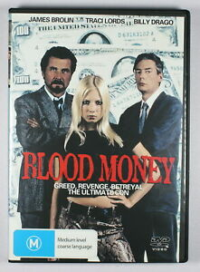 Blood Money DVD FREE POST