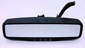OEM 07-14 GMC Acadia Silverado Outlook Rear View Mirror OnStar Camera LCD Screen