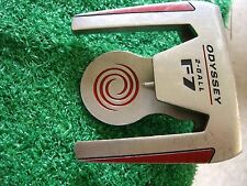 """Odyssey White Hot XG 2-ball F7  35"""" Putter Golf Club right-handed"""