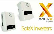 Inversor de potencia solax cuadrículas de Solar SL-TL2800 2.8Kw aire X1 de una sola fase.