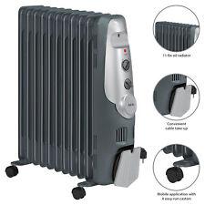AEG RA 5522 Radiador de aceite 2200W 11 elementos termostato 3 niveles potencia