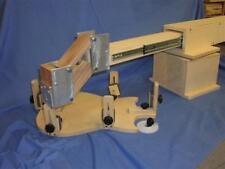 BLUES CREEK GUITARS Fleishman Guitar binding machine