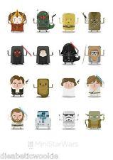 Star Wars Empire Darth Vader Luke Han Stormtrooper R2-D2 art print movie poster