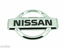 Genuine New NISSAN REAR BADGE Boot Emblem For Primera P10 1990-1996 Estate Wagon