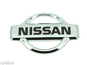 Genuine New NISSAN REAR BADGE Logo Boot Emblem For Sunny 1992-1998 90889-87N00