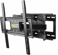 "TV LCD TFT Monitor Soporte de pared -140cm (55"") hasta 40kg INCLINABLE GIRATORIO"
