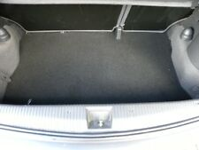 Black tailored car boot mat doublure pour toyota verso 2009 sur 7 places BL3020