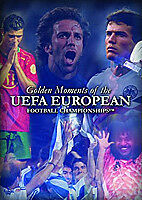 GOLDEN MOMENTS OF THE UEFA CHAMPIONSHIPS EUROPEAN FOOTBALL CHAMPIONSHIPS DVD