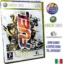 FUEL XBOX 360 GIOCO NUOVO ITALIANO CODEMASTER XB360 @@@
