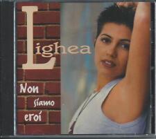 LIGHEA - Non siamo eroi CD Album 1994 BELGIUM (INDISC) VASCO ROSSI