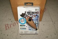 Disney Epic Mickey The Power of Two PAINTBRUSH for Wii & Wii U New