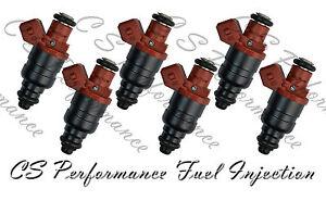 OEM Siemens Fuel Injector Set for 98-01 Audi A6 Quattro 2.8 V6 99 00