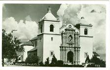 San Antonio, TX The Chapel at Randolph Field  RPPC