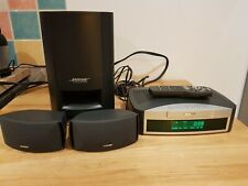 Bose AV3-2-1 Home Entertainment DVD CD Player system
