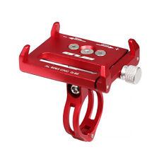 GUB Universal Fahrrad Halterung für Handy/Smartphone - Rot