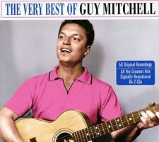 Guy Mitchell - Very Best of [New CD]