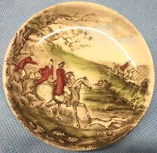 Tally Ho Fox Hunt Plate Ebay