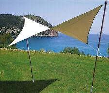 Vela ombra ombrellone telo top gazebo 4 corde fissaggio mt 5 x 5 vietri 499140