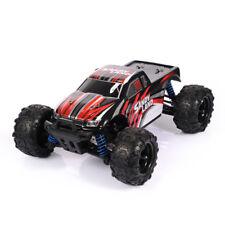 2.4GHz Radio Remote Control RC Terrain Car Desert Truck High Speed Toy Red