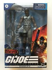 "NEW 2020 GI JOE Classified 6"" ROADBLOCK Cobra Island Target Exclusive Figure"