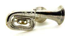 Pin Spilla Tuba cm 3,8 x 1,8 - (Future Primitive Made In USA) - (Cod. M106)
