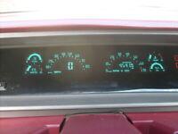 Olds Cutlass Supreme 2dr / 1988 1989 1990 1991 1992 1993  /  DIGITAL Speedometer