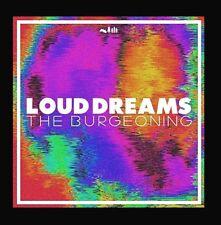The Burgeoning - The Loud Dreams ( AUDIO CD 2016 ) NEW!