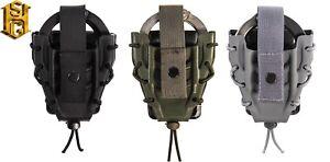 HSGI 11DCK0-Kydex Handcuff Taco-Olive Drab-Black-Wolf Gray