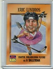 1997 Sports Illustrated Kids Si ice hockey ERIC LINDROS Flyers halloween