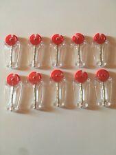 60 Feuersteine 10 x Spender Feuersteine für Zippo Clipper oder andere Feuerzeuge