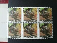 stamps/Latvia/Booklet/poet A.Caks/2000