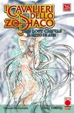 I Cavalieri dello Zodiaco – The Lost Canvas Il mito di Ade 26 ,Manga Legend  124