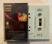 Cassette: Jimi Hendrix Experience: Band Of Gypsys