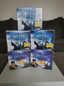 **Huge Lot** Harry Potter Prince Of Azkaban Artbox (5) Sealed Boxes