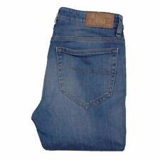 Jeans da donna slim, skinny blu Diesel