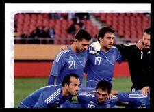Panini Euro 2012 - Team - Hellas Greece No. 80