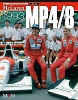 MFH Book NO31. McLaren Honda MP4/8 1993 Racing Pictorial Series by HIRO