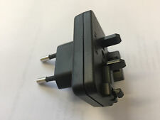 Original NIKON 2 Pin EURO Plug Adapter for MH-24 MH-27 MH-28 MH-29 EH71P Charger